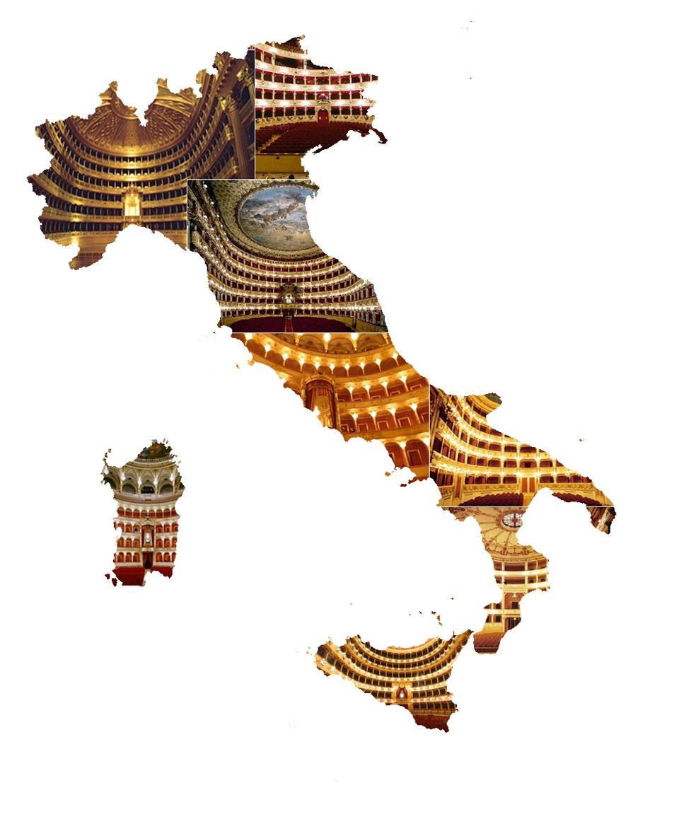 Italia-teatri